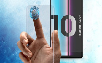 Whitestone Dome Glass will let Galaxy S10's fingerprint reader work even without a hole