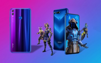 Honor View 20 gets Gaming+ mode to boost energy efficiency, Honor 8X gets a new color