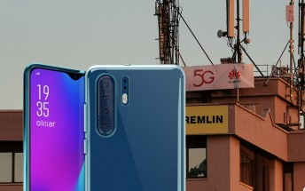 Possible Huawei P30 Pro camera samples posted by company's product manager