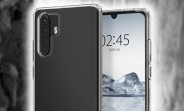 Huawei P30 and P30 Pro design revealed by Spigen