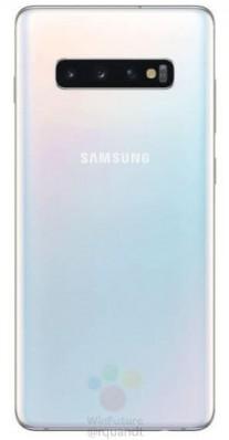Galaxy S10+ renders