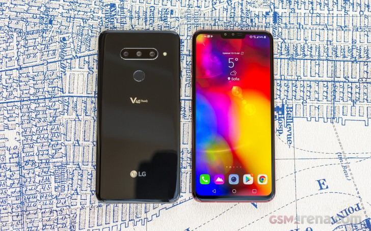 LG and Best Buy are practically paying you to get a V40