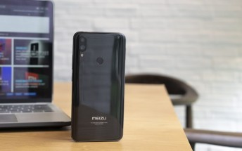 Meizu Note 9 appears in live photos