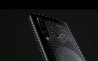 Xiaomi Mi 9 Transparent edition will have a special 7P f/1.47 camera
