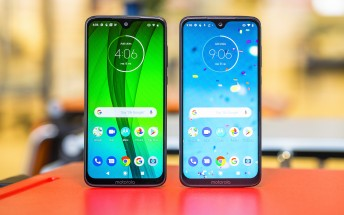 Motorola Moto G7 and Moto G7 Plus in for review