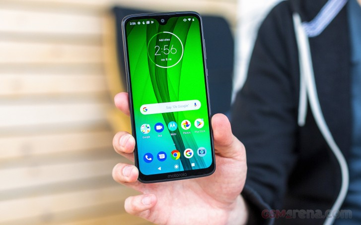 Moto G7 Power Coming to India at Rs 18,999?