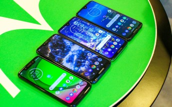 Moto G7 family promo videos are out