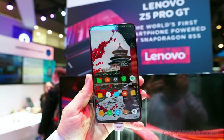 Lenovo Z5 Pro GT hands-on