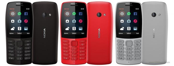 HMD unveils Nokia 1 Plus, 3 2, 4 2 and Nokia 210 - GSMArena com news