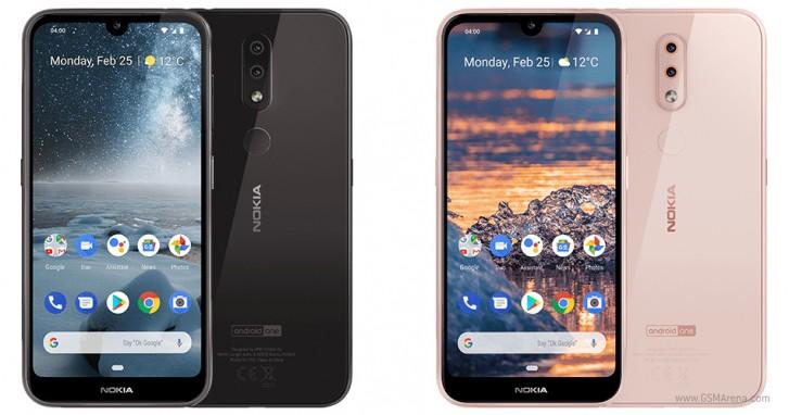 HMD unveils Nokia 1 Plus, 3.2, 4.2 and Nokia 210