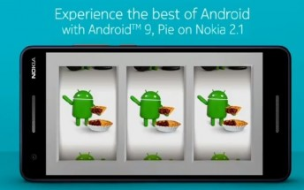Nokia 2.1 with 1 GB RAM gets Android Pie Go