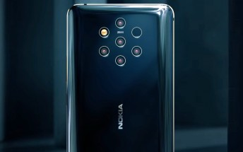 Nokia 9 PureView goes official, see the first five-camera setup