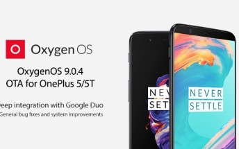OxygenOS 9.0.4 update brings deep Google Duo  integration to OnePlus 5/5T