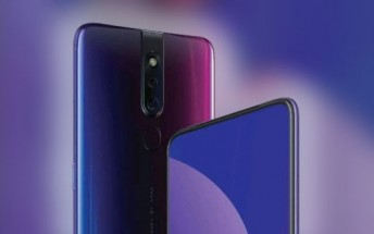 Oppo F11 Pro pops up on Geekbench with Helio P70