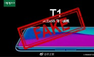 Oppo T1 leak is fake, company's Vice President confirms