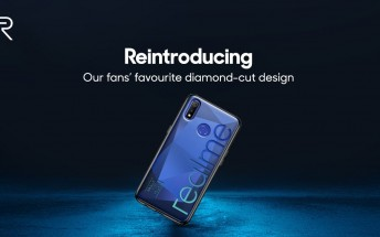 Realme 3 to have diamond back design and dual cameras