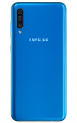 Samsung Galaxy A50 in Blue