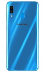 Samsung Galaxy A30 in Blue