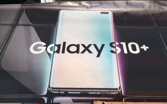 Samsung Galaxy S10+ with 12 GB RAM reaches impressive benchmark scores