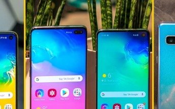 Here are the Galaxy S10, S10e and S10+ prices in India