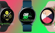 Samsung's next watch to be called Galaxy Watch Active, specs revealed