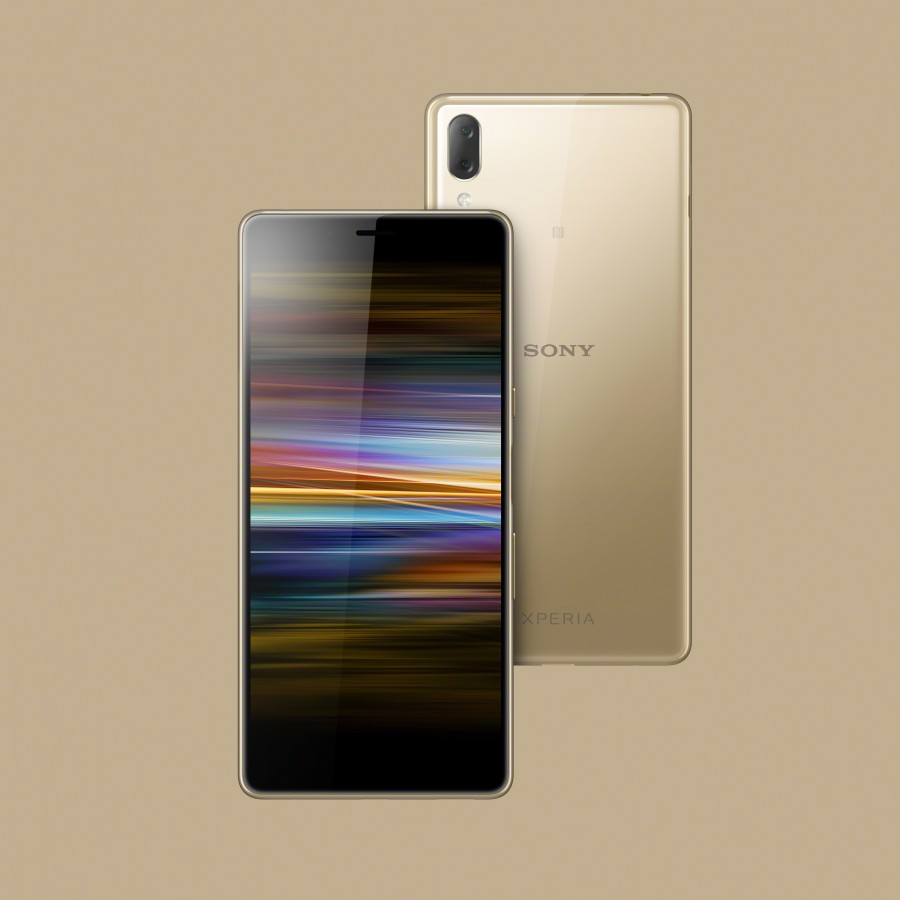 Sony Xperia 10 and 10 Plus unveiled: mid-rangers with 21:9
