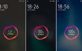 vivo iQOO fully charging under 50 minutes, leak shows