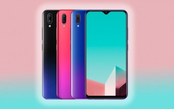 vivo U1 is official with Snapdragon 439 and 6.2