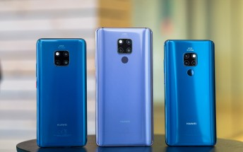 Weekly poll results: the Huawei Mate 20 X feels the love