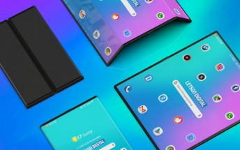Xiaomi issues official statement about foldable phone, here are some 3D renders