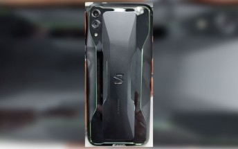 New Xiaomi Black Shark appears in a hands-on photo