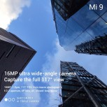 Xiaomi Mi 9 camera features