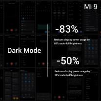 Xiaomi Mi 9 UI improvements