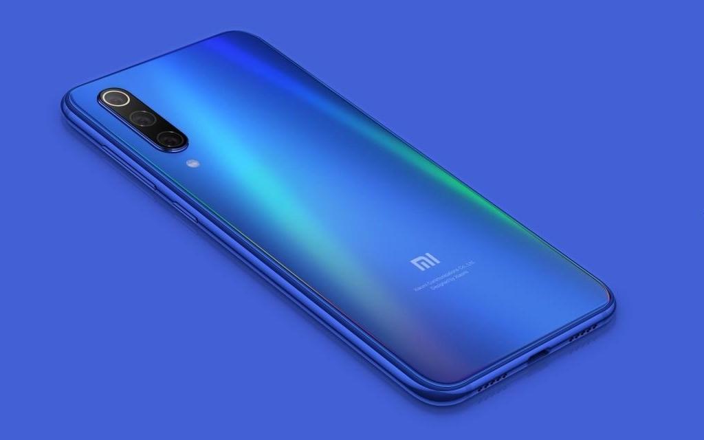 Xiaomi Mi 9 SE in Blue