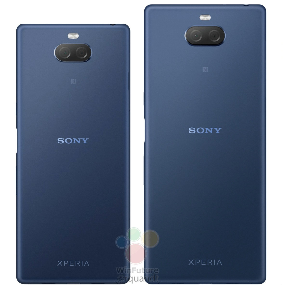Sony Xperia 10 and Xperia 10Z