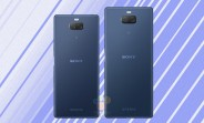 New renders show Sony Xperia XA3 and XA3 Ultra