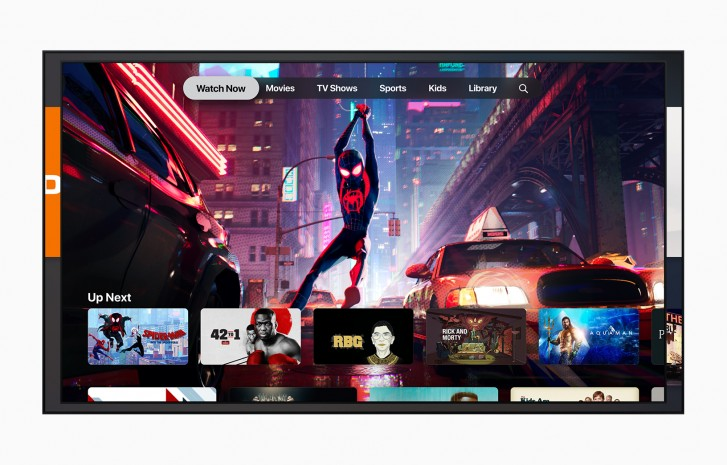 Apple Arcade, TV Plus, Streaming Service