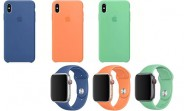 Apple releases Watch bands and iPhone cases in a bunch of spring colors