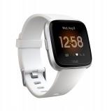 Fitbit Versa Lite in White/Silver