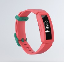 Fitbit Ace 2 in Watermelon/Teal