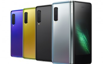 Samsung Galaxy Fold goes on pre-order in Europe on April 26, available on May 3