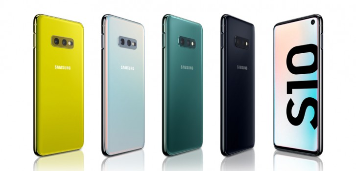 Samsung Galaxy S10+, S10 and S10e now available in about 70 countries worldwide