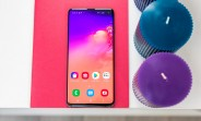 DisplayMate gives the Galaxy S10's display its highest praises (A+)