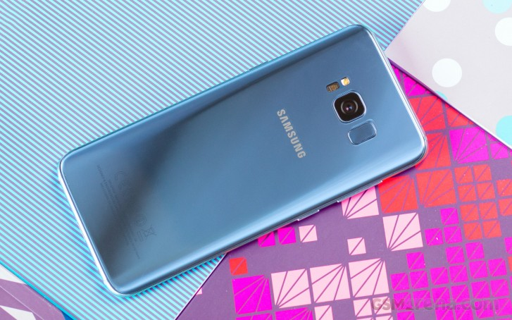 Second Galaxy S8 update in two weeks brings improved camera