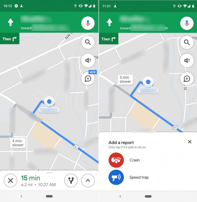 Google Maps' accident and sd trap reporting rolling out ... on home accidents, car-deer accidents, world accidents, fedex accidents, walmart accidents, disney accidents, nasa accidents, fatal car accidents,