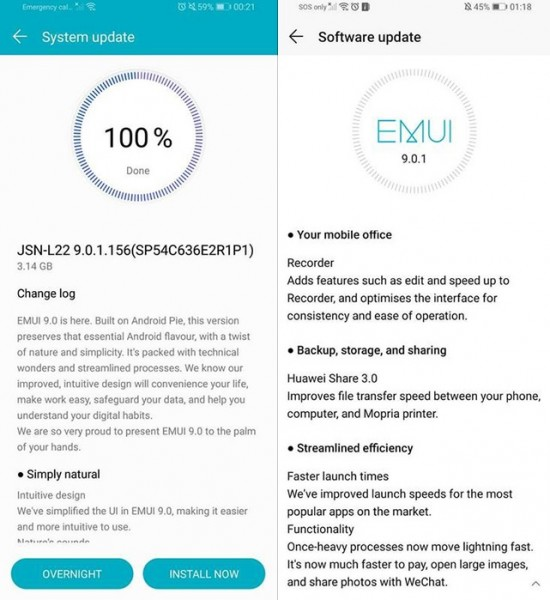 Honor 8X global variant receiving Android Pie-based EMUI 9