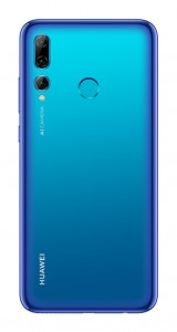 Huawei P smart+ 2019 in Starlight Blue