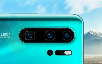 Huawei P30 Pro passes by AnTuTu