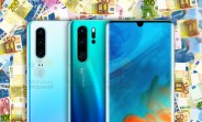 Huawei P30 Pro to start at €930, the base P30 at €750, according to price estimates