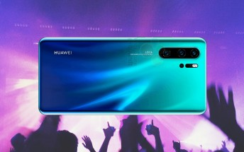 Huawei  P30 Pro zoom camera tested in leaked camera samples